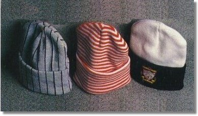Promotional knitted hats
